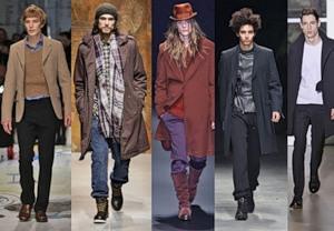 комплекты одежды для мужчин