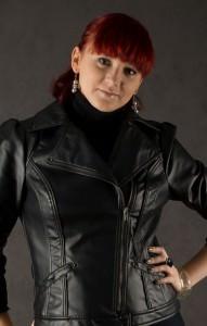 Student Valeria Dan
