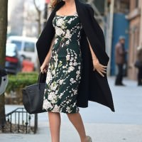 Какие платья будут модными этим летом 2014 года: рекомендуют итальянские стилисты