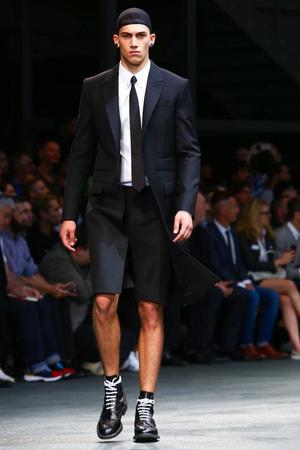 Givenchy, Menswear, Spring Summer, 2015, Fashion Show in Paris