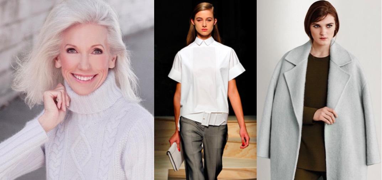 Как одеваться в разном возрасте