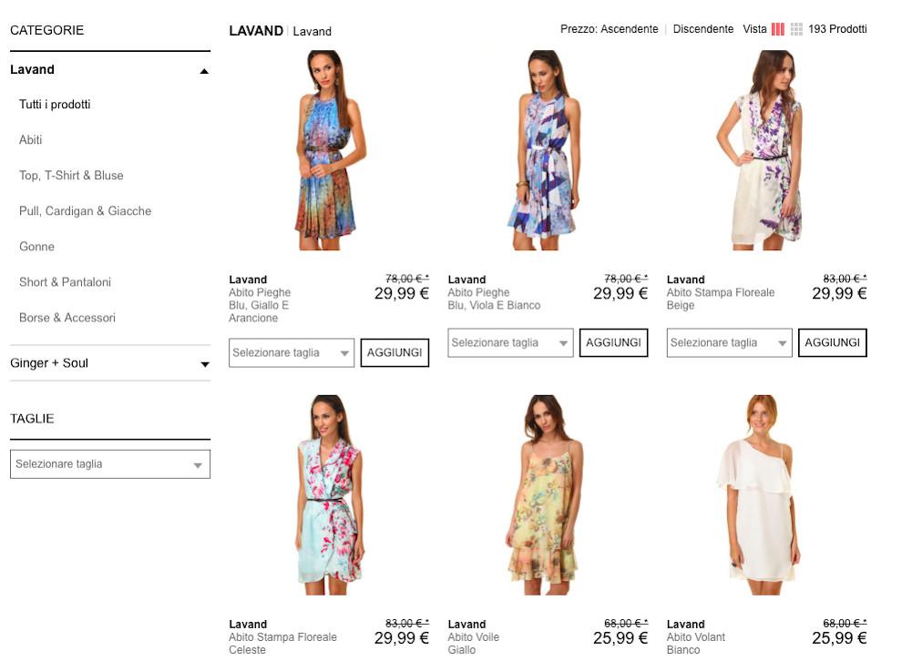 покупаем одежду в италии онлайн