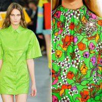 Самый модный цвет одежды 2017 — итальянские стилисты советуют