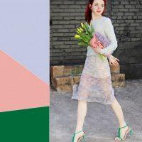 7 способов, как правильно сочетать цвета в одежде этим летом
