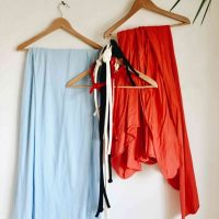 Как окрасить ткань или одежду всего за 1 час в домашних условиях
