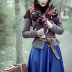 студенты Итальянской школы моды и стиля