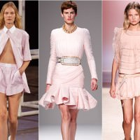 Что будет модно этой весной и летом 2014 года?
