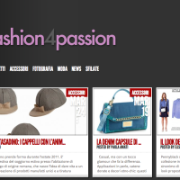 Итальянский интернет-журнал о моде стилиста Paola Amati