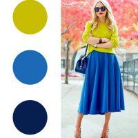 Мы подобрали 12 идеальных цветовых сочетаний для вашего гардероба этой осенью