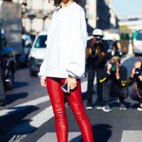 5 вещей, которые ни в коем случае вы не должны носить с леггинсами