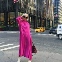 50-летняя fashion-блоггер, которая одевается лучше всех нас вместе взятых