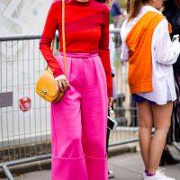 Самые стильные и модные способы, как сочетать красный цвет этой весной