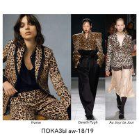 Откуда появился леопардовый принт и как его правильно носить