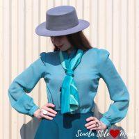 Кейс: студентка школы моды Ирина Пшонкина