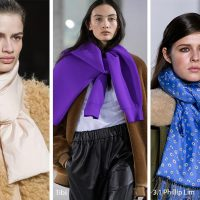 5 самых модных способов, как носить шарф этой зимой
