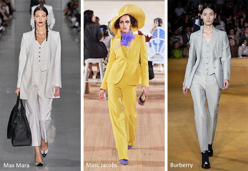 Тренды в одежде весна лето 2020
