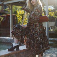 4 стильных способа, с чем носить платья этой весной