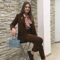 Кейс: студентка школы моды Маргарита Билас