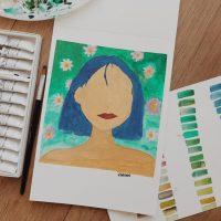Бесплатный урок по fashion-иллюстрации: рисуем губы