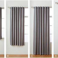 Какой длины должны быть шторы на окнах